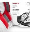 Flex toe, paire