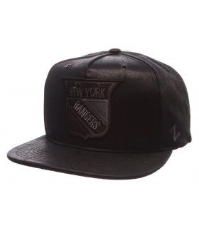 Casquette NHL NYR Dynasty, ajustable, Zephyr
