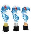 Trophée P.B. acrylic patineuse ACTAS0014