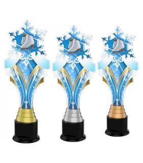 Trophée P.B. acrylic patineuse/etoile ACTKS0005