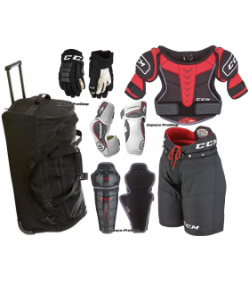 "Kit de protection ""Confort"" JR ESPACE PROSHOP"