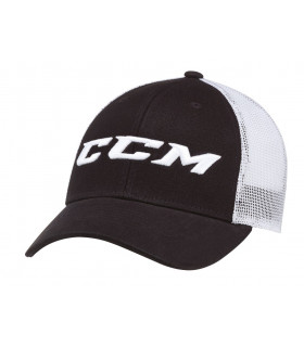 Casquette CCM TEAM STRUCTURED MESH SNAP BACK