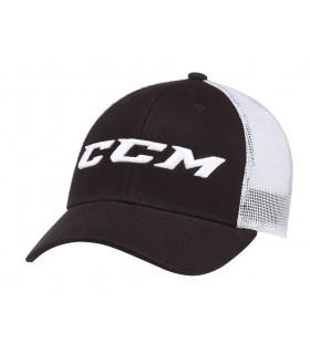 Casquette CCM TEAM STRUCTURED MESH SNAP BACK