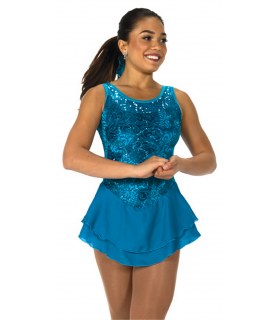 Tunique Jerry's 85 Sweep of Sequins -Dark Turquoise