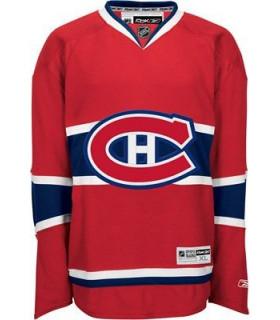 Maillots NHL CANADIENS MONTREAL RBK Premier SR REPLICA