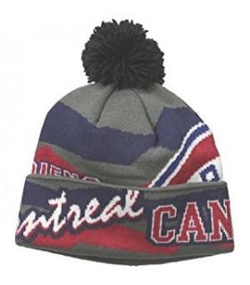Bonnet NHL Montreal CUFFED 58CGP Pom BOY
