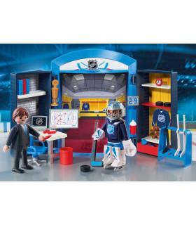 Playmobil - NHL Arbitres et tableau d'affichage