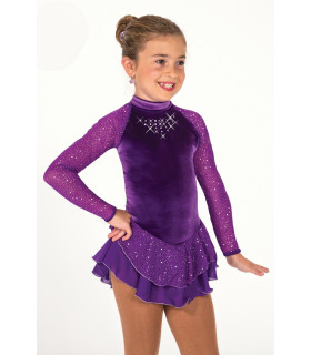 Tunique Jerry's 155 Starshine Dress – Rich Purple
