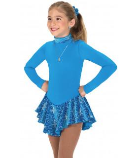 Tunique Jerry's 158 Finest Fleece Dresses - Turquoise