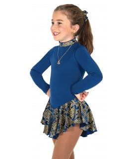 Tunique Jerry's 158 Finest Fleece Dresses - Cobalt Blue