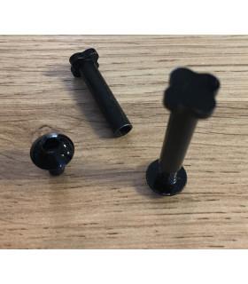 "Visserie pour chassis roller ""trèfle"""