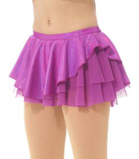 Jupe Mondor 6307RV, rose/violet