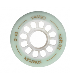 Roues Komplex Tango 63mm