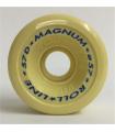 Roues Magnum Ø57mm 57D  Roll Line, Libre