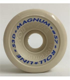 Roues Magnum Ø57 mm 53D  Roll Line, Libre