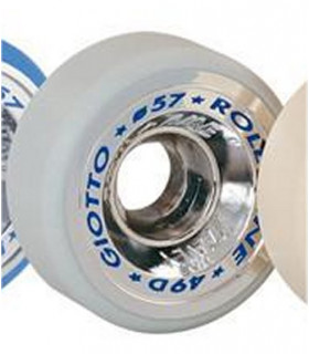 Roues Giotto Ø57 mm 49D Roll Line, Libre