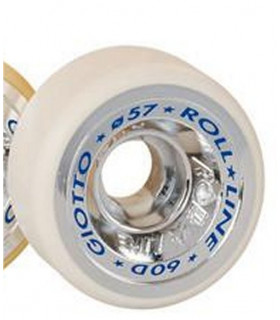 Roues Giotto Ø57 mm 60D Roll Line, Libre