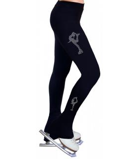 Legging NY2 P10100-R240, polaire