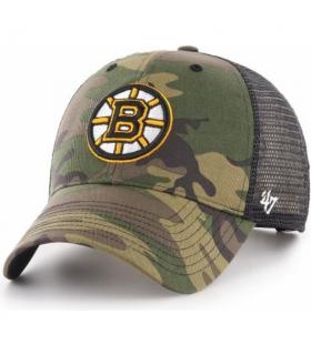 Casquette NHL Boston Bruins Branson Camo '47