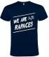 Tee Shirt WE ARE RAPACES