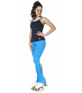 Legging Sagester 459 bleu ciel, adulte S,M,L