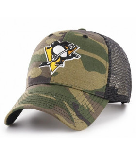 Casquette NHL Pittsburgh Penguins Branson Camo Mvp '47