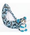 Protège lames éponge J1398 Blue leopard