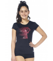 Tee Sagester 065 Patineuse, taille III (6-8 ans)