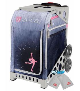 Sac Züca Ice Dreanz Lux avec cadre + serviette Edea Offerte.