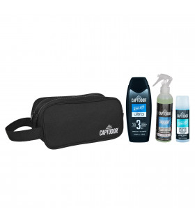 Kit de toilette Captodor