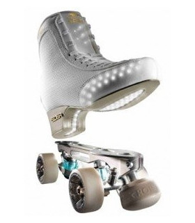 Montage platines patinage Quad ou In Line
