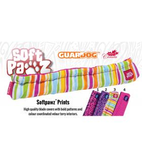 Protège lames éponge SoftPawz prints Guardog