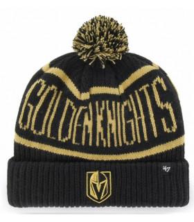 Bonnet NHL Vegas Knights cuff knit '47