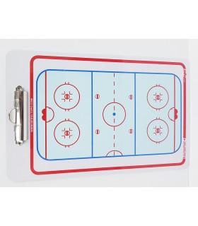 Tableau coach ECO 38 x 24cm hockey TOPO