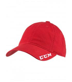 Casquette CCM Slouch Hat rouge