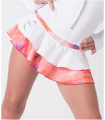 Jupe th ''White'' Thermal skirt - wild pink, 8-10ans