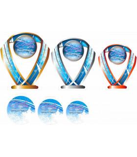 Trophées et médailles personnalisées Espace ProShop
