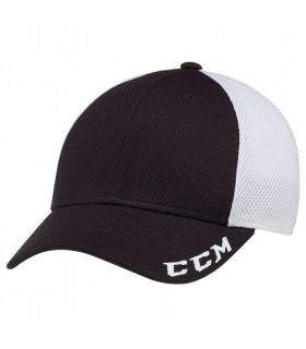 Casquette CCM TEAM TRUCK MESH SNAP BACK Noir ENFANT