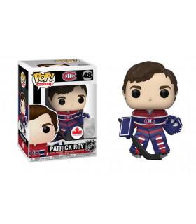 Figurine NHL POP Hockey Patrick Roy Exclusive