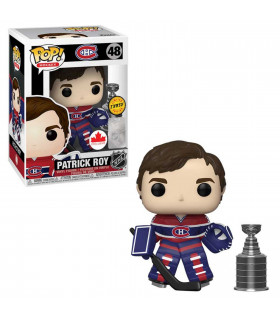 Figurine NHL POP Hockey Patrick Roy Exclusive CHASE limited edition