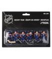 Baby hockey EQUIPE joueurs+gardien NHL, maillot foncé