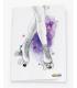 Cahier piqué Roller Artistique A4 à lignes