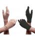 LOT de 2 paires de Gants IM THERMIQUE 7876 chair+noir