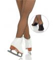 Collants avec pieds MONDOR 3328 resille, strass, noir