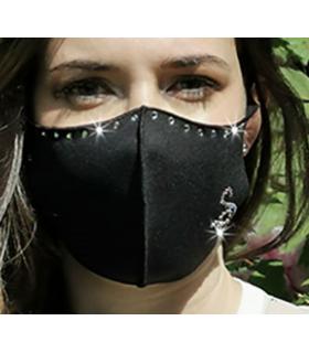 Masque sportif Sagester M12 avec strass, unité