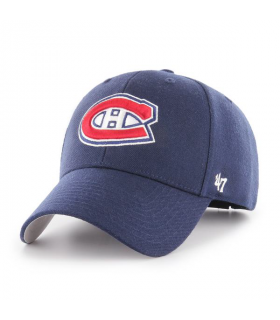 Casquette NHL Montreal Canadiens Navy Mvp '47