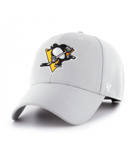 Casquette NHL Pittsburgh Penguins Grise Mvp '47