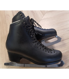 Patins Wifa Gold Star p.10 1/2 (46.5) LL OCCASION, Lames Wilson Exel