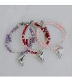 Bracelet de patinage coloré, Brilliance & Melrose