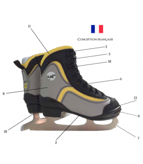Patins LOKice FIGURE 5.0